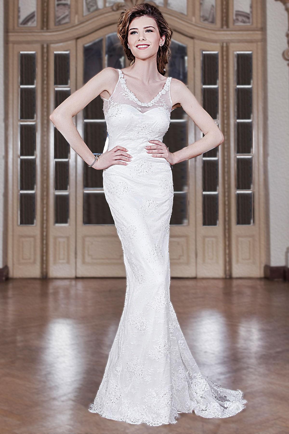 Rochie de mireasă Amarige