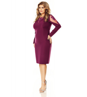 Rochie Plus Size Iman Mov