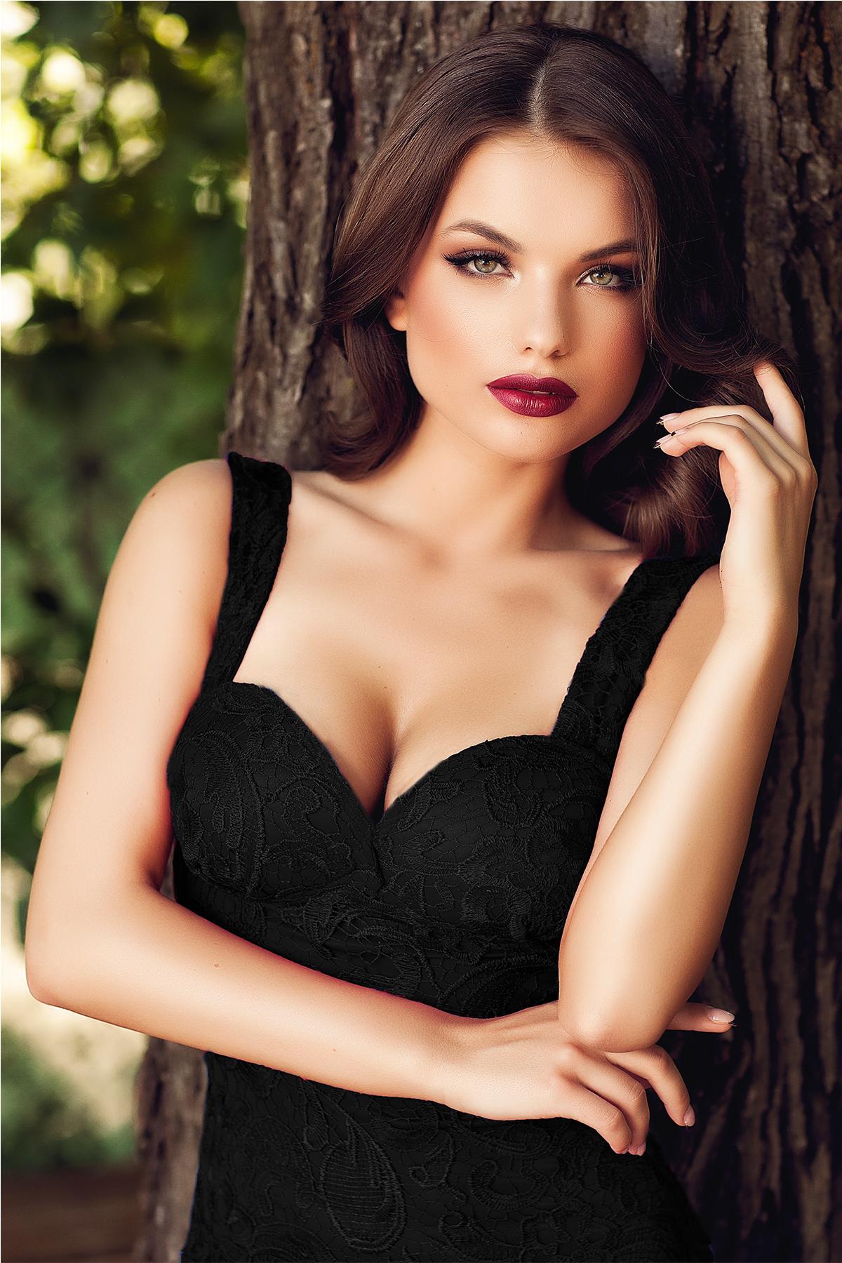 Rochie Ella Neagra