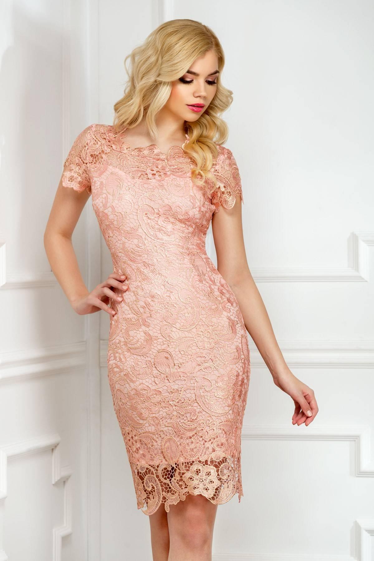 elegant dress lace - photo #22