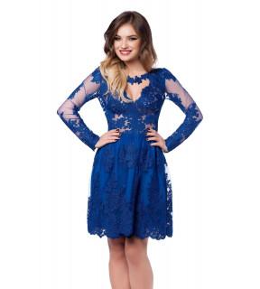 Rochie Viviane Albastră