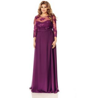 Rochie Plus Size Elissa Mov