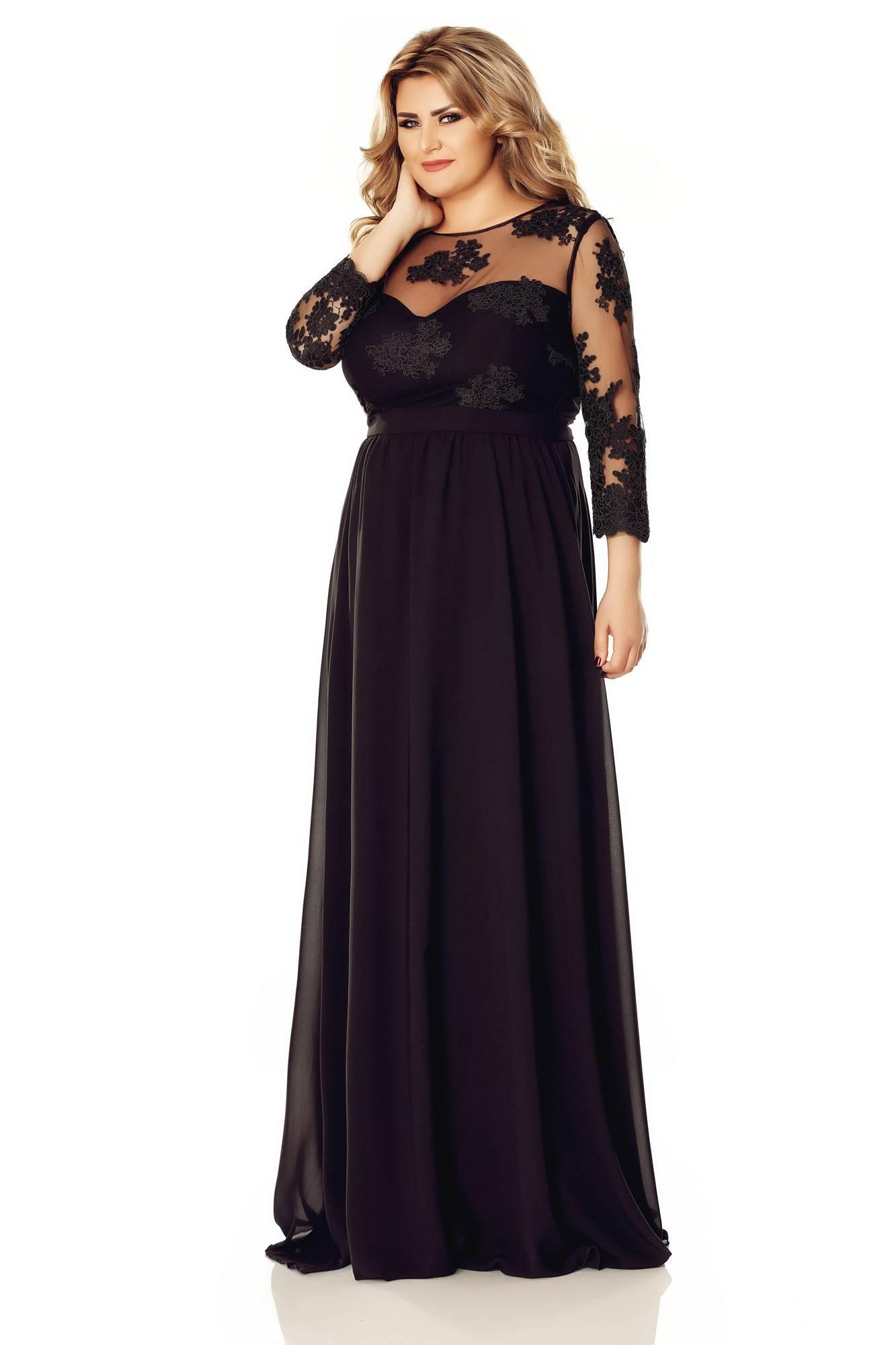 Rochii Elegante Lungi Pentru Femei Plinute