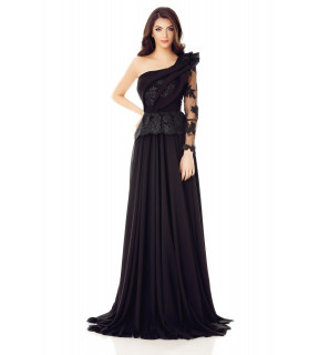 Rochie Bertha Neagră