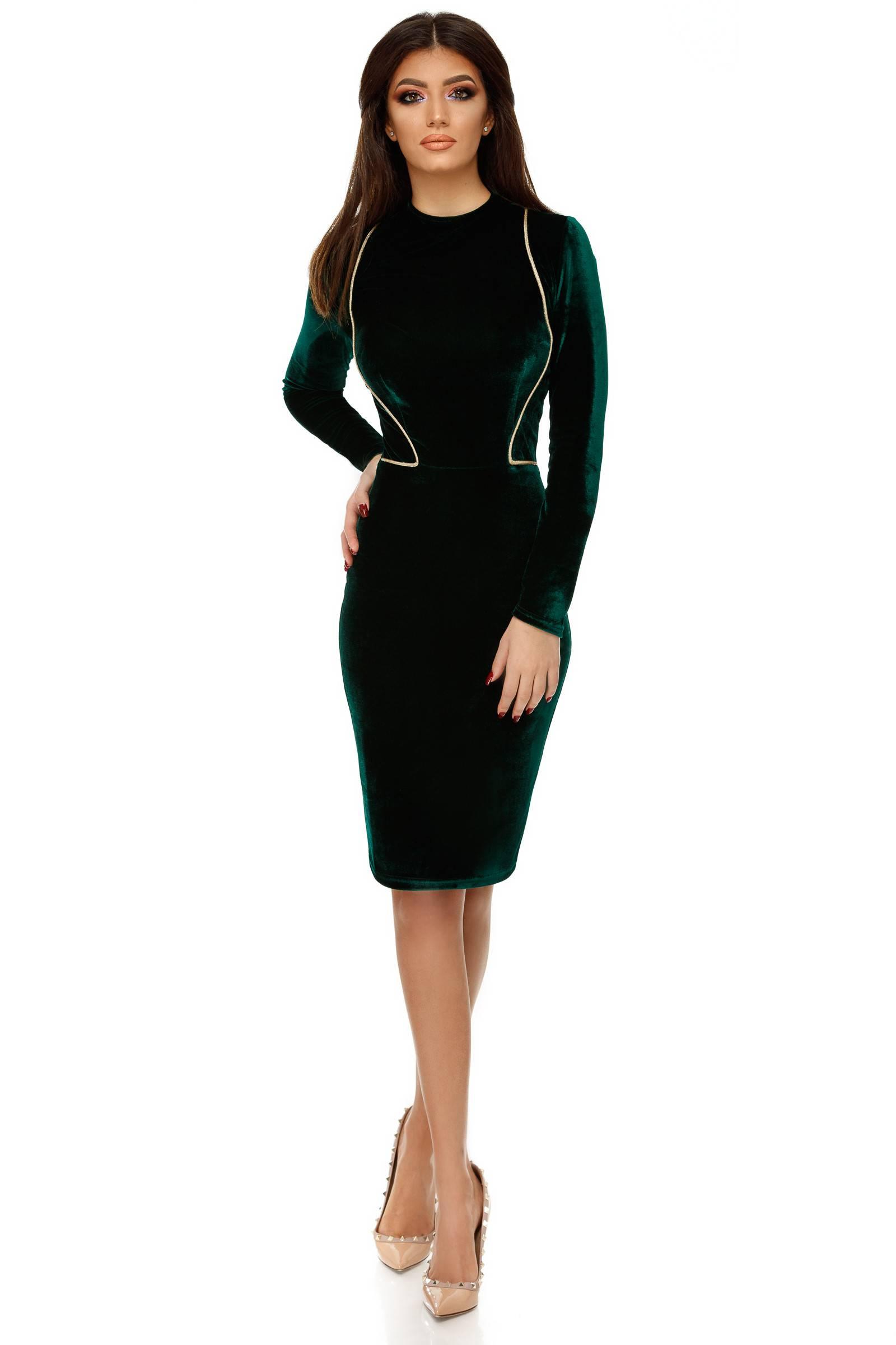 Rochie Siena Verde