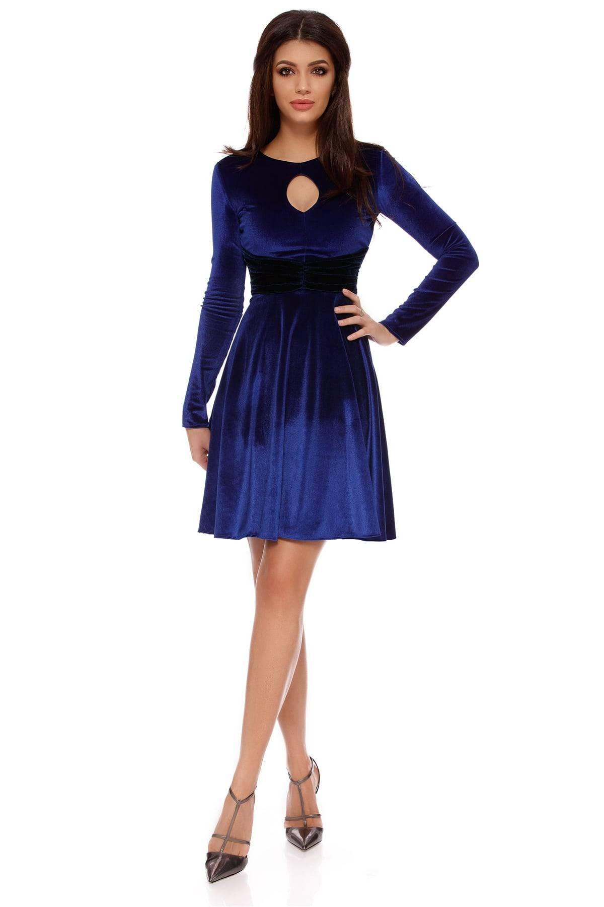 Rochie Odette Albastră