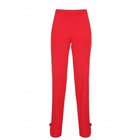 Pantalon Melanie Roşu