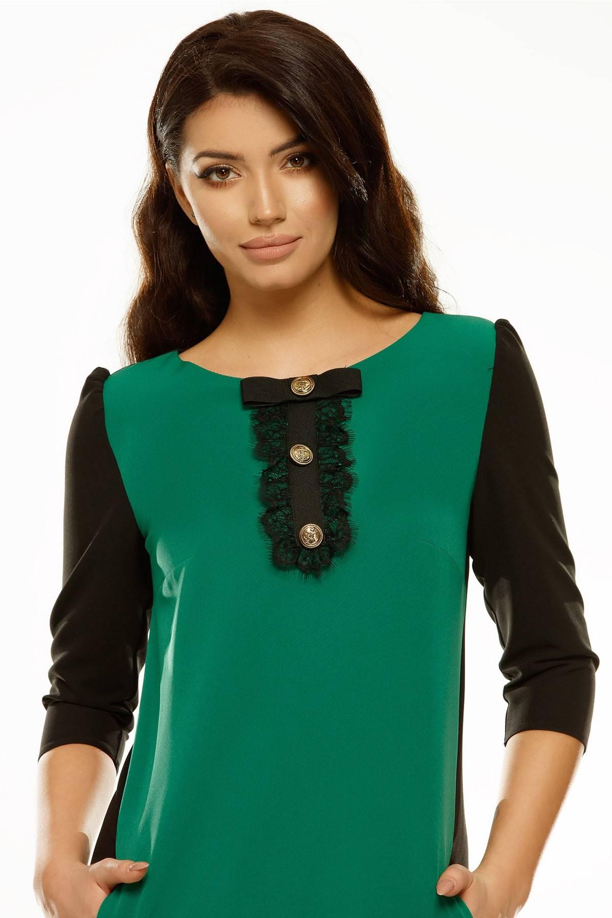 Rochie Iris Verde