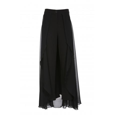 Pantalon Amaris Negru