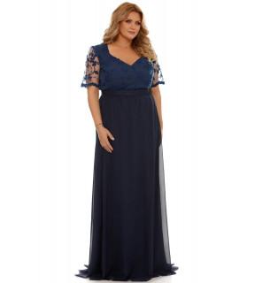 Rochie Plus Size Deborah Bleumarin