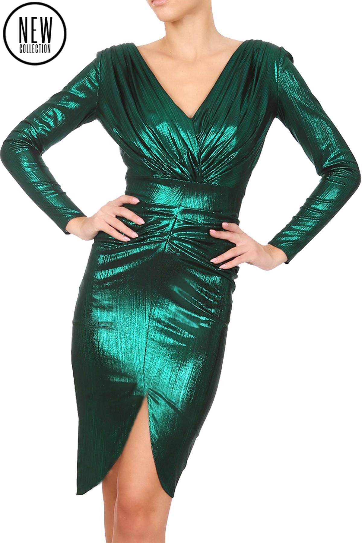 Rochie Elegance Verde