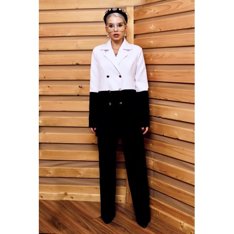 Pantalon Blackberry Monday Negru