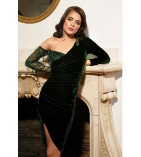 Rochie Anemarie Verde