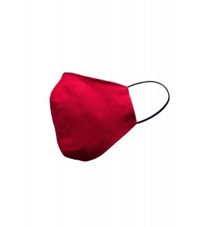 Mască de protecţie din bumbac pentru faţă, reutilizabilă, 2 straturi
