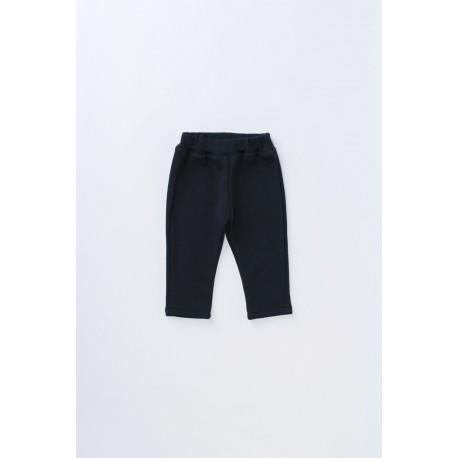 Pantalon din bumbac flauşat pentru bebeluşi, băieţi