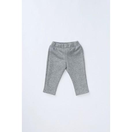 Pantalon din bumbac vătuit pentru băieţi