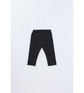 Pantalon din bumbac pentru bebeluşi, fete