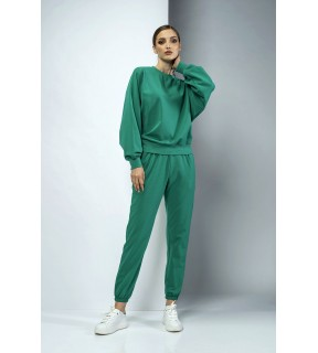 Trening slouchy din bumbac