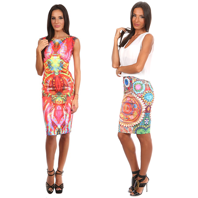 rochie-print-abstract