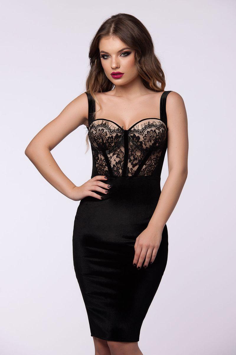 rochie-cu-corset