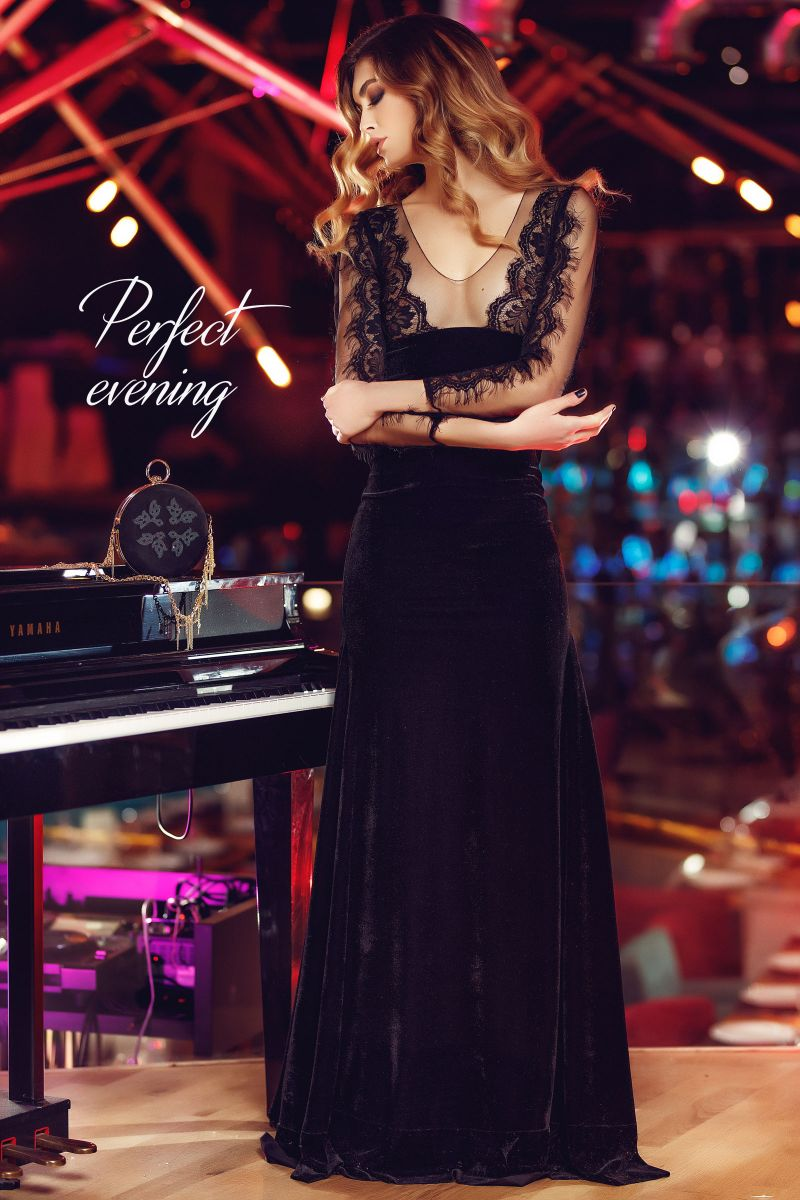 Rochii elegante de seara lungi pentru un Revelion perfect