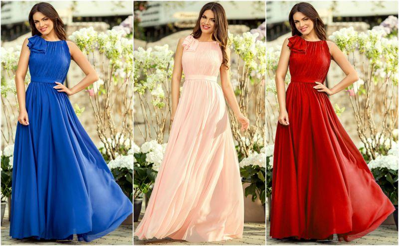 Ce rochii de ocazie lungi trebuie sa ai vara aceasta?