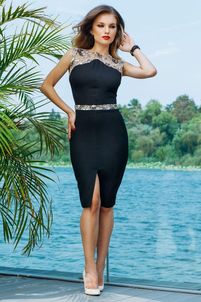 Rochii negre elegante in tendinte