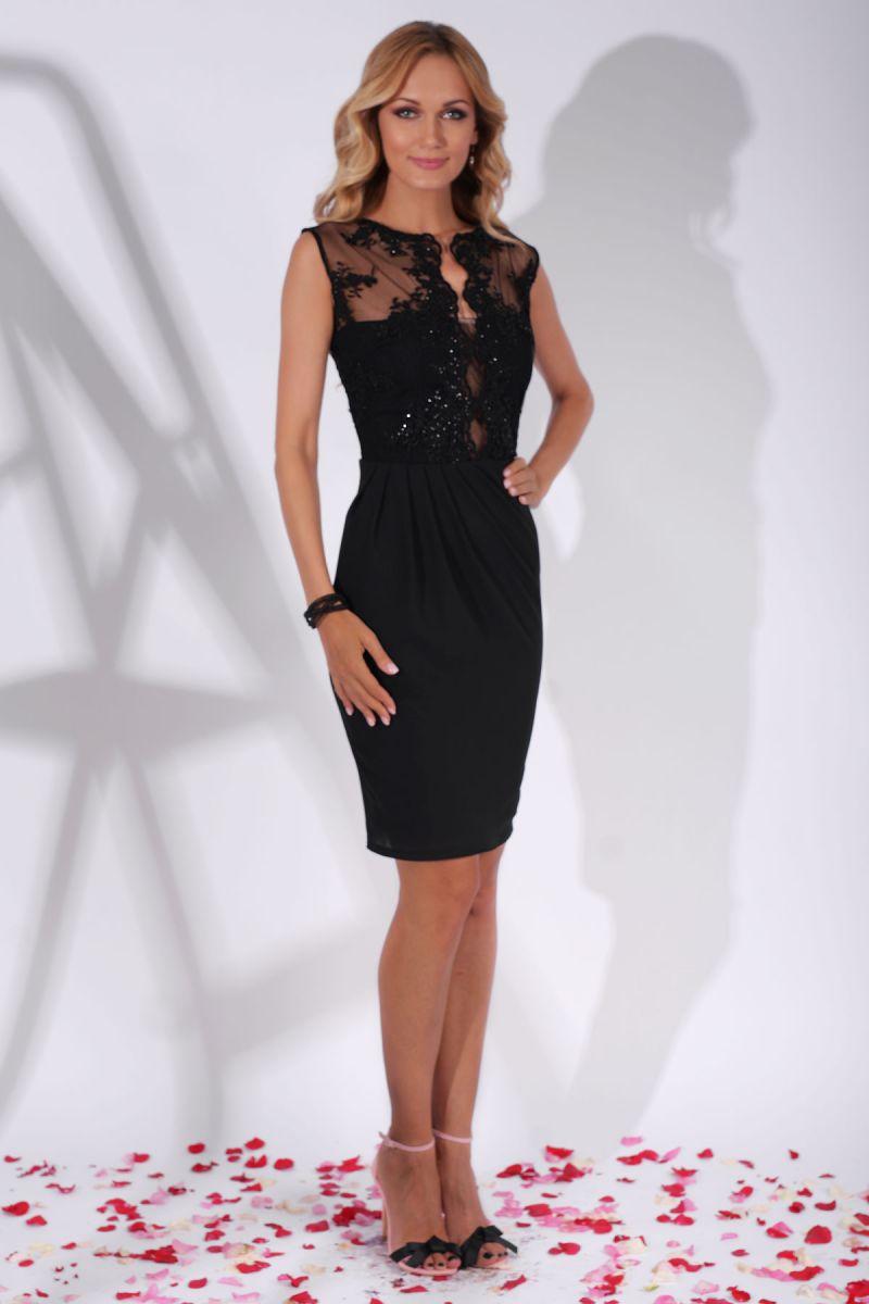 Rochiile negre elegante - accesoriul indispensabil din garderoba ta