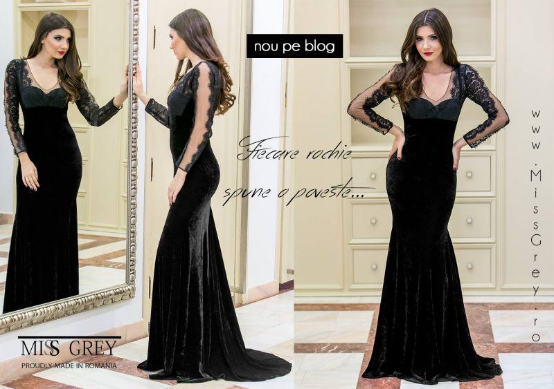 Fiecare rochie isi are povestea ei...