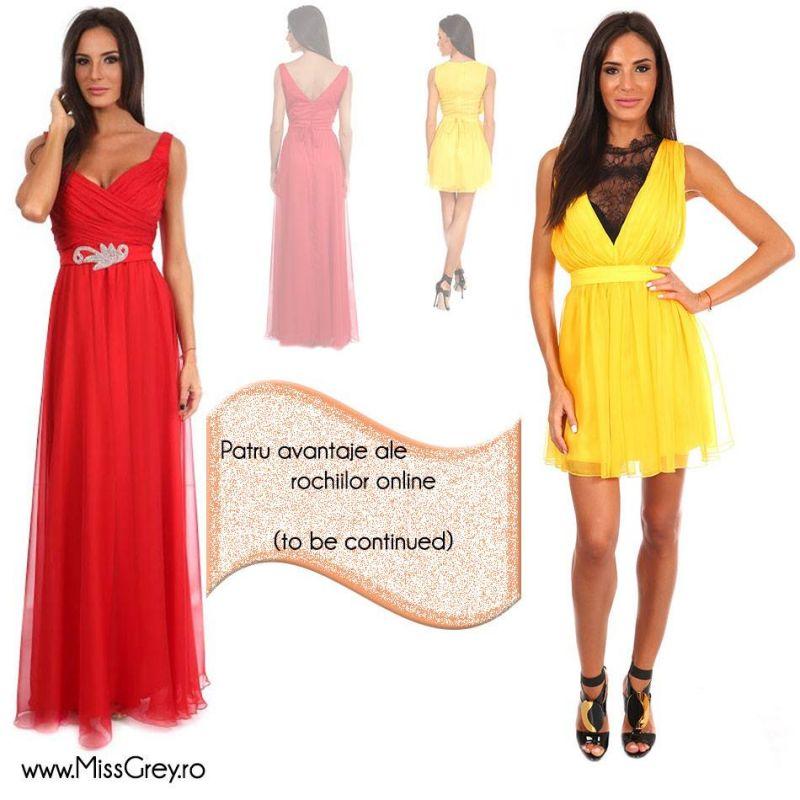 De ce sa cumperi rochii online? Cum alegi marimea perfecta?