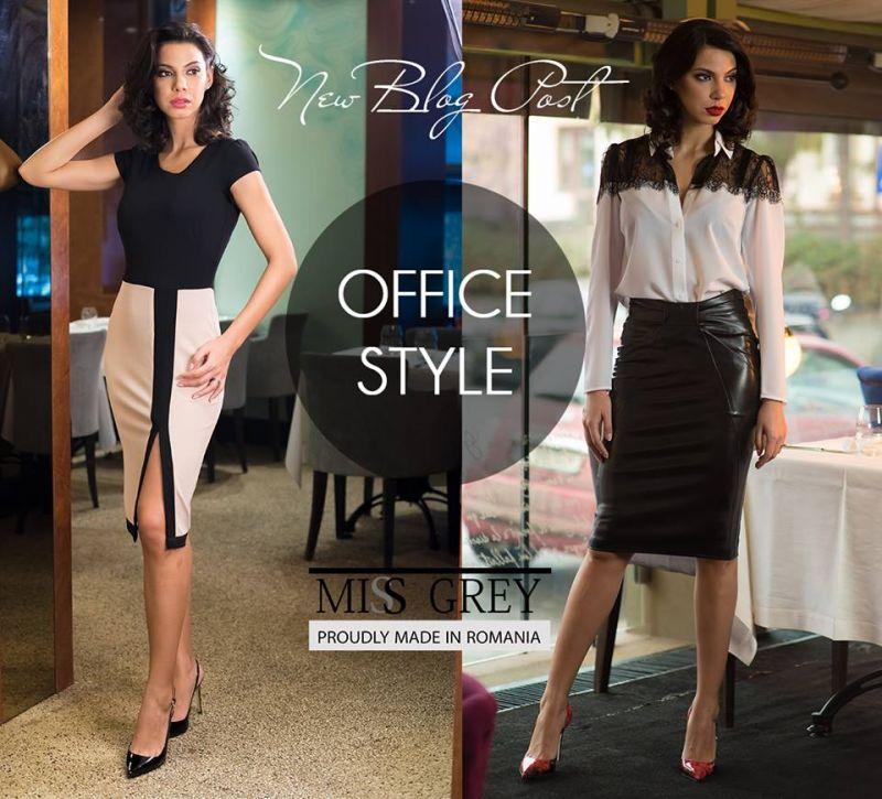Tinute office: cum sa porti haine la moda in cele mai formale situatii