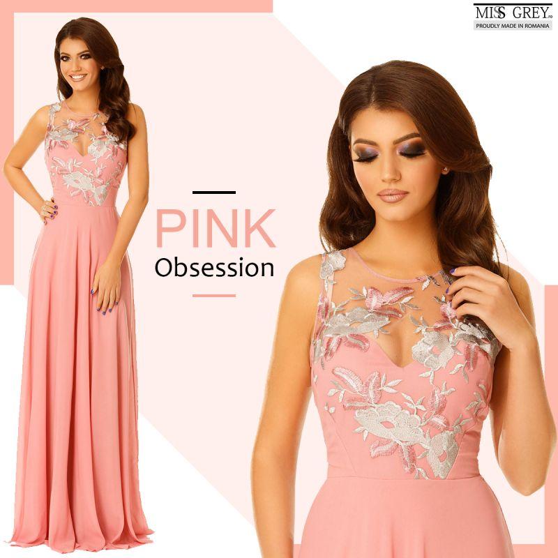 Ce cred barbatii despre rochiile tale roz?