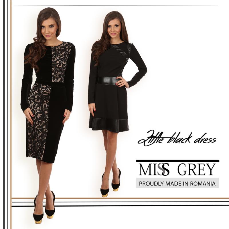 Little black dress: tinuta perfecta pentru orice ocazie