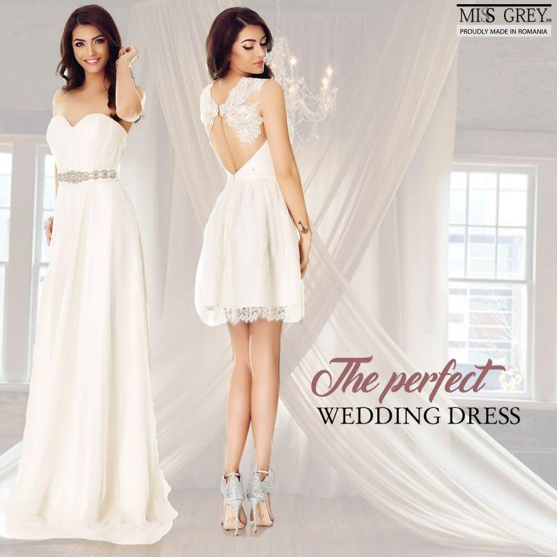 Cele mai frumoase rochii de mireasa 2017: modele in trend