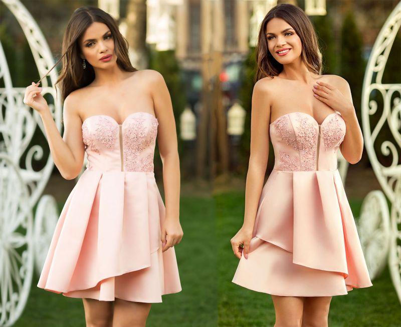 Rochii roz de ocazie pentru toate stilurile si preferintele