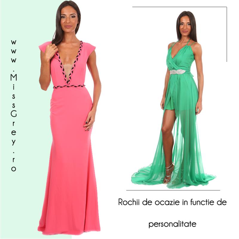 Alege-ti rochia de ocazie in functie de personalitate!