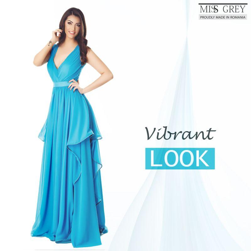 Povestea rochiei de ocazie elegante Miss Grey