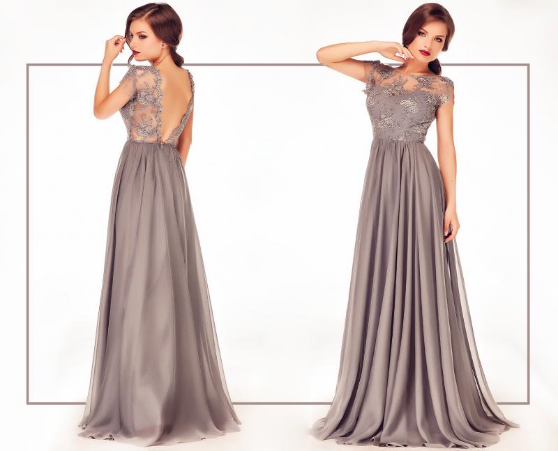 Tiparul unei rochii de seara: cum se construieste?