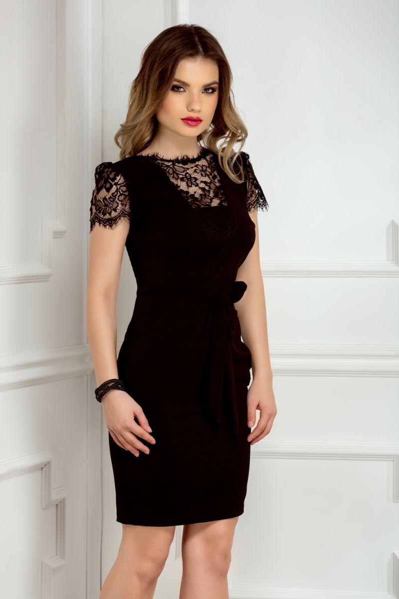 rochie-neagra-eleganta-claire