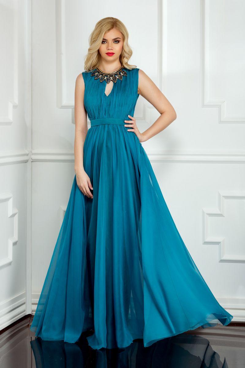rochie-de-seara-albastra-lunga