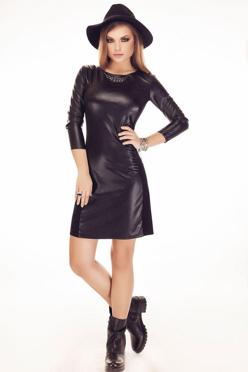 Rochii negre elegante la reducere - pentru aparitii irezistibile