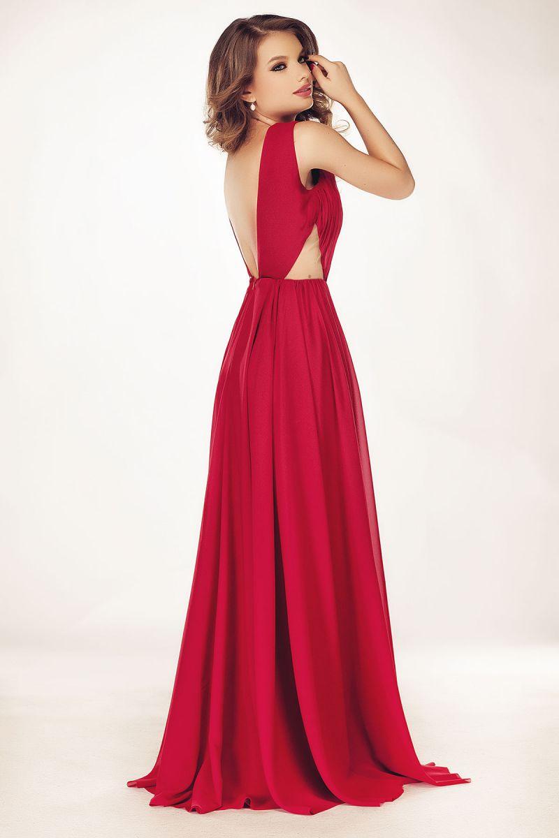 rochie-lunga-rosie