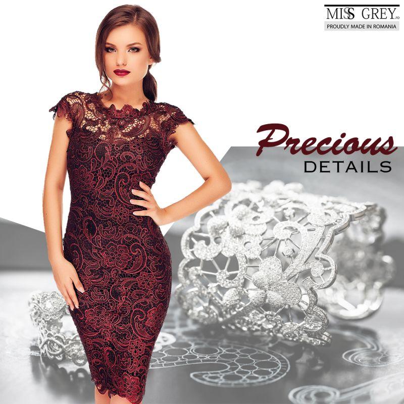 Cum alegem cele mai potrivite coliere pentru rochii de seara