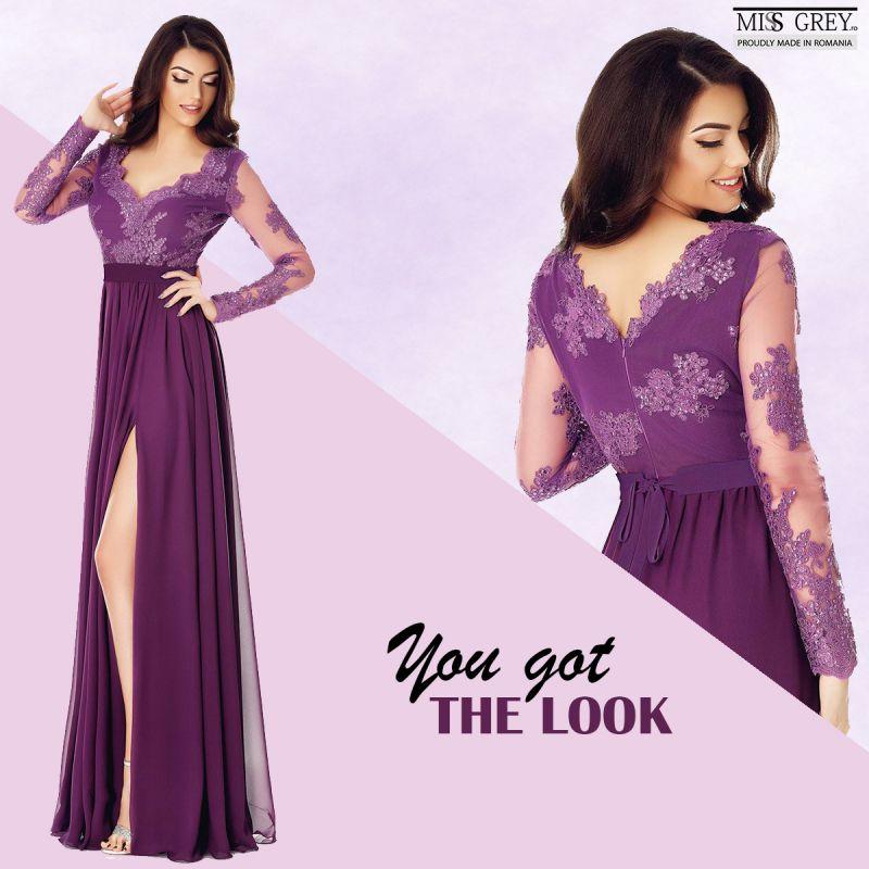 Noul mov al artistului Prince e perfect pentru rochii superbe de seara