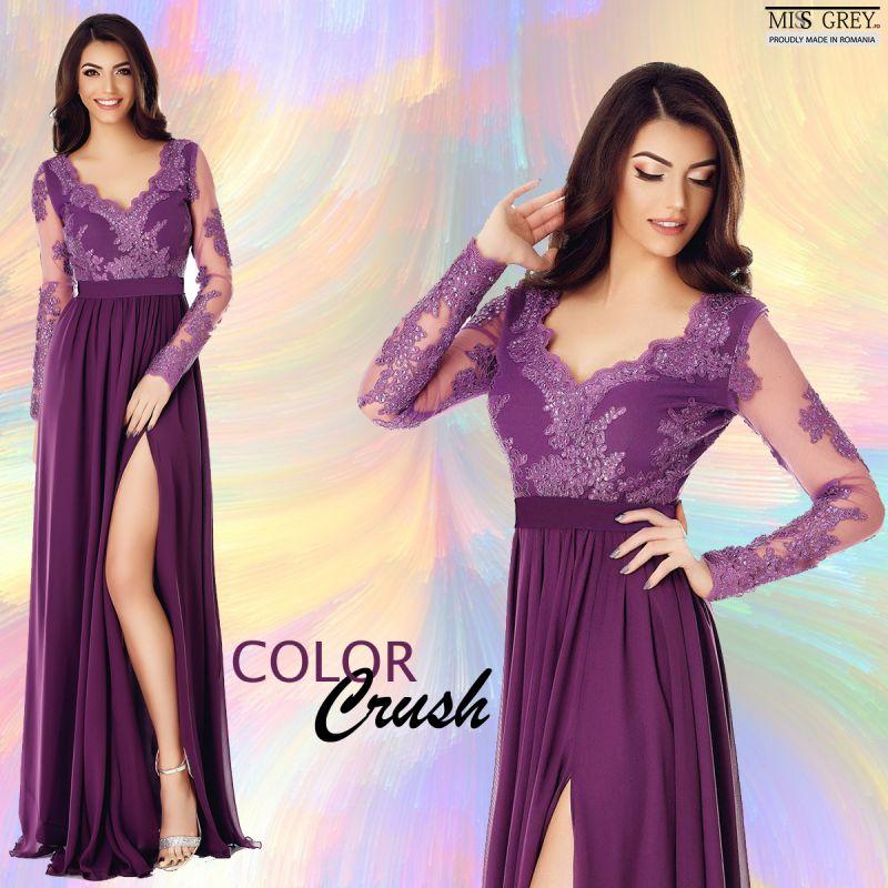 Descopera semnificatia culorilor rochiilor tale
