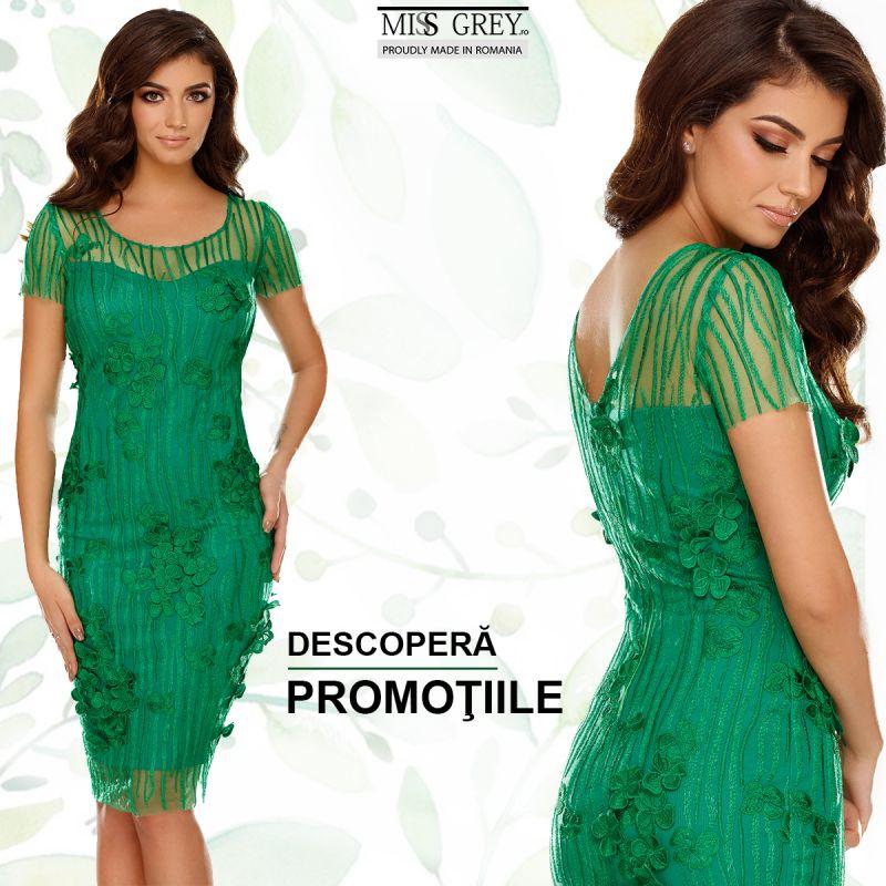 Miss Grey iti face o oferta de nerefuzat: rochii de seara la promotie cu livrare rapida