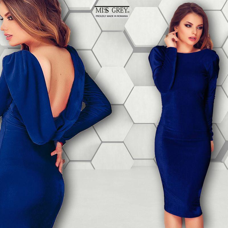 Avantajele decisive ale unei rochii cu spatele gol