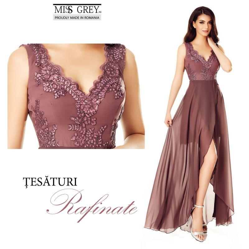 Care sunt cele mai populare materiale textile pentru rochii de ocazie