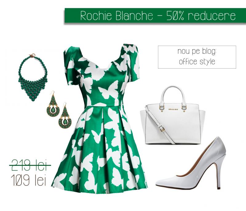 Rochie eleganta de zi la reducere: pentru outfituri feminine si versatile