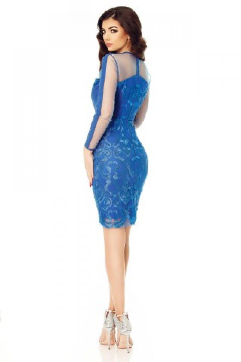 Rochia Ari albastra